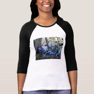 Frauen Monster-der T - Shirt hoher Janes Boolittle