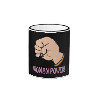 Frauen-Power Kaffeehaferl