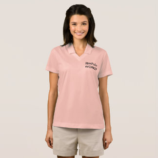 FRAUEN-' s-NIKE Shirt JBMPalm ARBEITSKRAFT