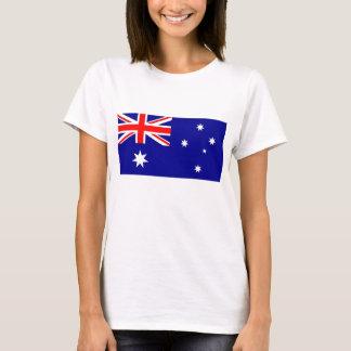 Frauen-T-Shirt mit Flagge von Australien T-Shirt