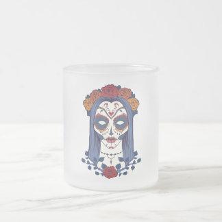 Frauen-Tag der Toten Mattglastasse