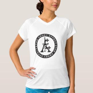 Frauen V - Hals T-Shirt