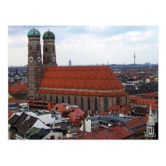 Frauenkirche Postkarte