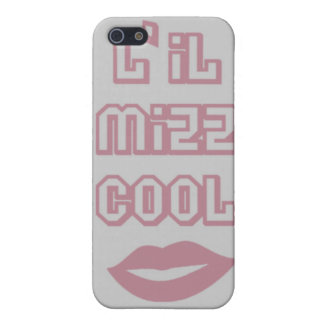 FRÄULEIN COOL IPHONE CASE iPhone 5 COVER