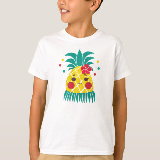 Fräulein Hawaiian Pineapple T-Shirt