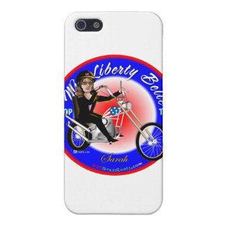 Fräulein Liberty Belle iPhone 5 Cover
