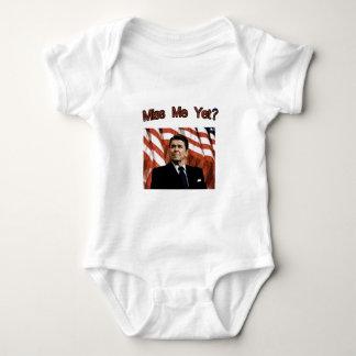 Fräulein Me Yet?  Präsident Reagan Baby Strampler