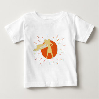 FrauSuperstar Baby T-shirt