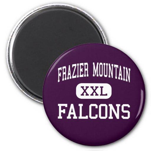 Frazier Berg - Falcons - hoch - Lebec Magnete