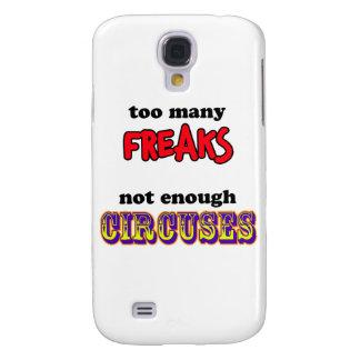 Freaks und Zirkusse Galaxy S4 Hülle