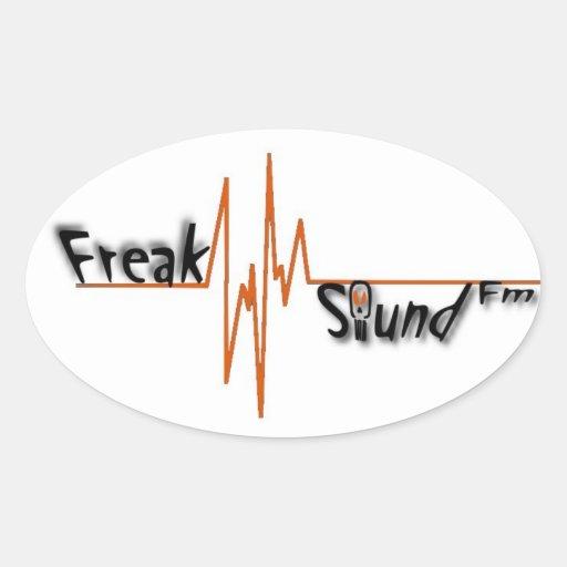 Freaksound.FM Sticker