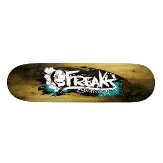 Freaky Skateboards - Label Deck2