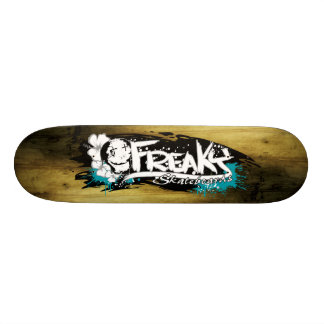 Freaky Skateboards - Label Deck2 Bedruckte Skateboarddecks