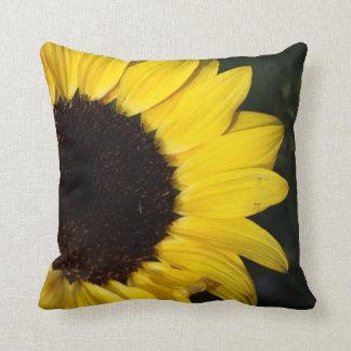 Freche Sonnenblume Kissen