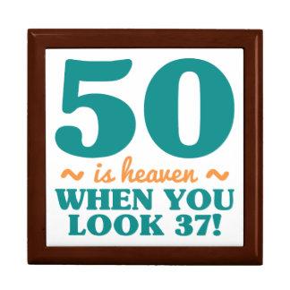 Frecher 50. Geburtstag Erinnerungskiste