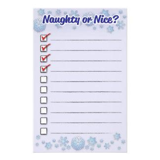 Freches oder Nizza Briefpapier