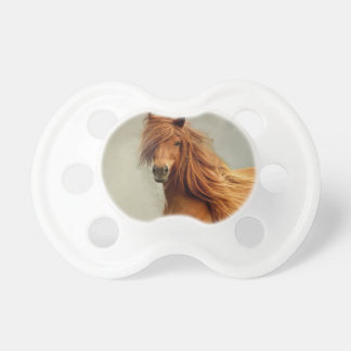 Freches Pferd Schnuller