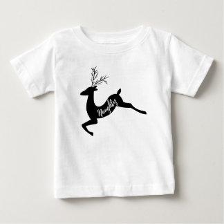 Freches WeihnachtsShirt - Rotwild Baby T-shirt