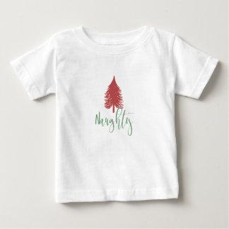 Freches WeihnachtsShirt - Weihnachtsbaum Baby T-shirt