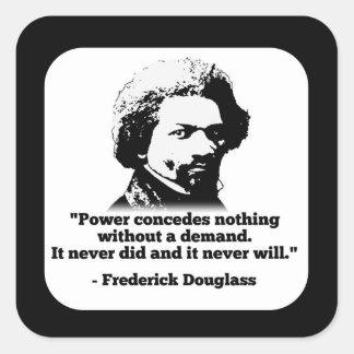 Frederick Douglass Aufkleber
