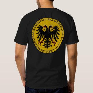 Fredrick Barbarossa doppeltes vorangegangenes Shirts