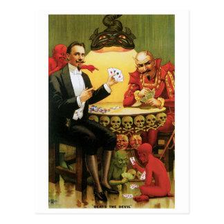 Fredrik die großer ~ Magier-Vintage magische Tat Postkarte