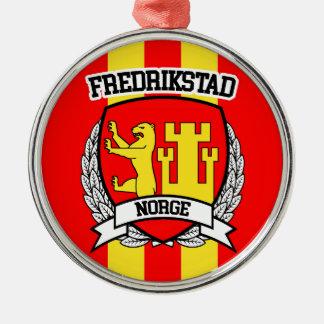 Fredrikstad Silbernes Ornament