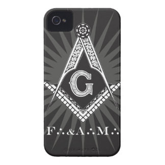 Free-and-Accepted-Masonry-Logo-2016040740 iPhone 4 Case-Mate Hülle
