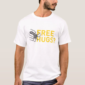 Free hugs octopus T-Shirt