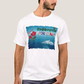 FreeCycle Portland T-Stück T-Shirt