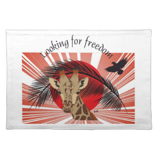 Freedom for all Tischsets