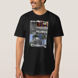 Freedom of hollywood T-Shirt