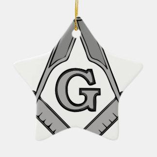 Freemasonry-2016040524 Keramik Ornament