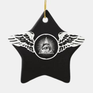 Freemasonry-2016040537 Keramik Ornament