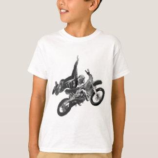 Freestyling mit Schmutzfahrrad T-Shirt
