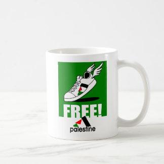Frei! Palästina Kaffeetasse
