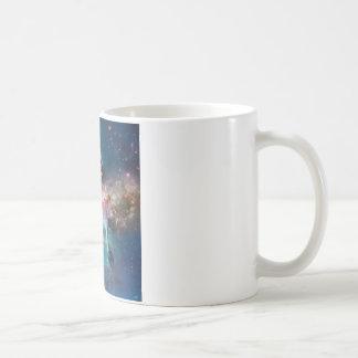 """""""Frei vom Karussell """" Kaffeetasse"""