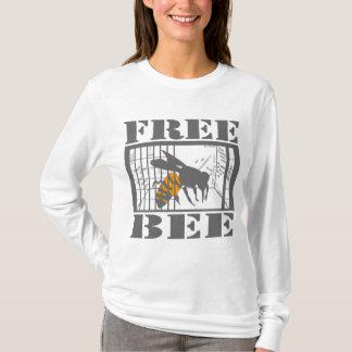 Freie Bienen-T-Shirts T-Shirt