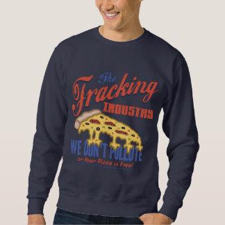 Freie Frack Pizza Sweatshirt