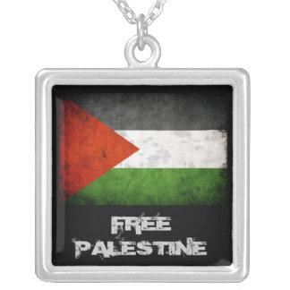 Freie Palästina-Schmutz-Flagge Personalisierter Schmuck