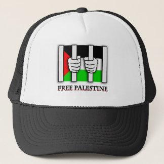 Freie Palästina-Stangen Truckerkappe