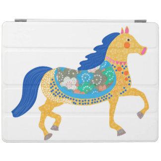 Freie Pferdipad Abdeckung durch Gemma Orte iPad Hülle
