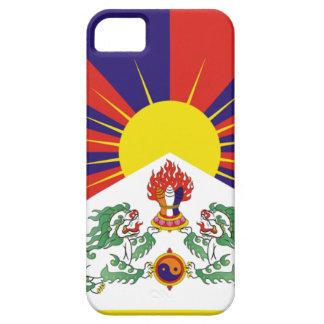 Freie Tibet-Flagge Etui Fürs iPhone 5