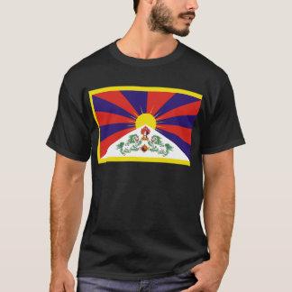 Freie Tibet-Flagge T-Shirt