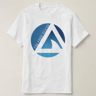 freie tricircles Nahrung der Haifischflosse T-Shirt