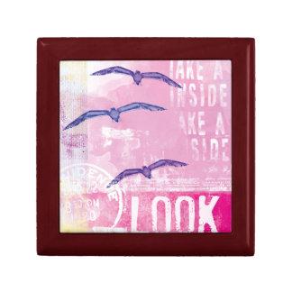 Freie Vögel Geschenkbox