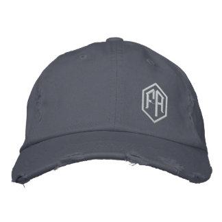 FREIER $-AGENT-GANG - Hut, Fa-Logo, gestickt Bestickte Kappen