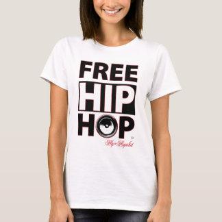 Freier angesagter Hopfen-Womens T-Shirt