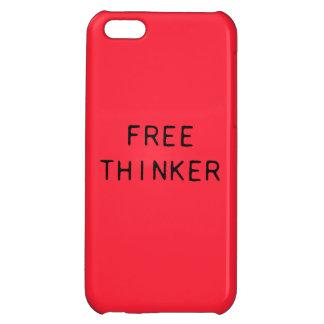 Freier Denker iPhone 5 Fall