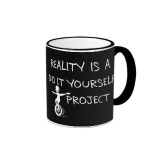 Freier Denker Ringer Tasse
